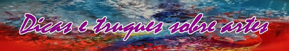 Artes Arantes - Dicas e Truques sobre Pintura e Desenho