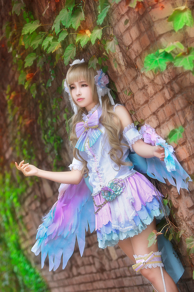 Final Fantasy Cosplay Costumes Pretty Love Live Kotori