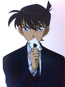 Detective Conan Shinichi Kudo