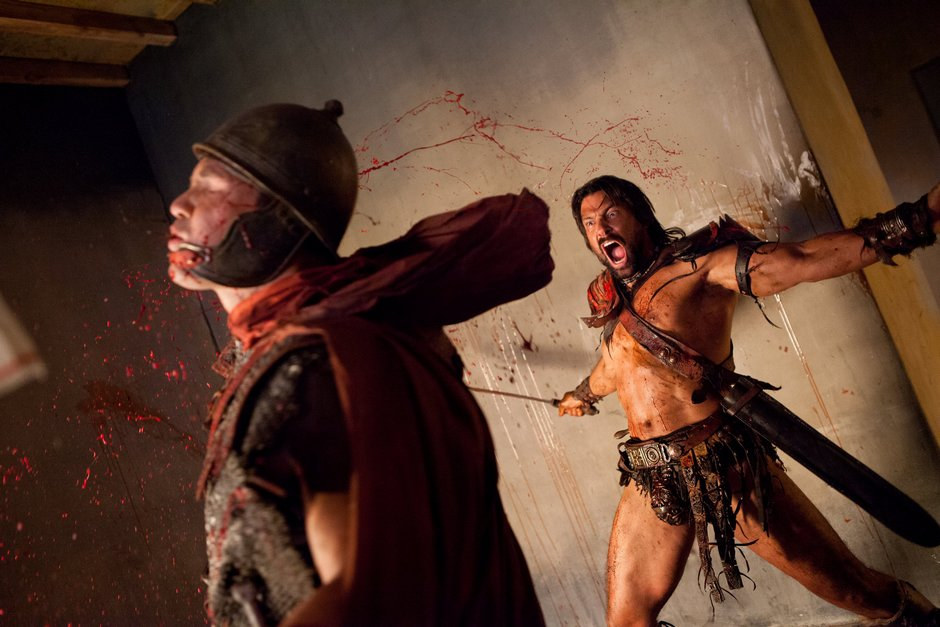 Spartacus: War of the Damned (2013)