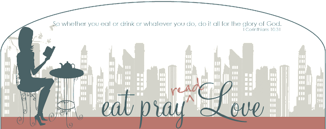 Eat Pray {Read} Love