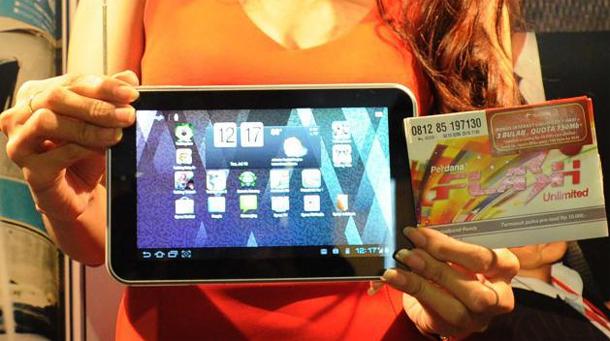 Review Cyrus TVPad Tablet TV Android Murah Fitur lengkap