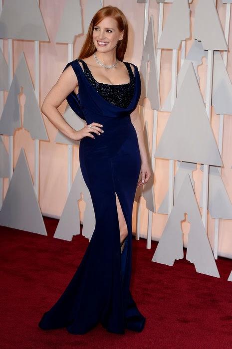 Oscar 2015 Jessica Chastain