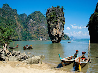 Thailand - Phang Nga Bay – North East of Phuket