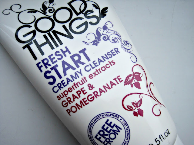 Good Things Fresh Start Creamy Cleaner Review