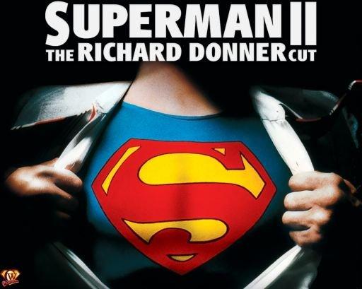 richard donner superman II director´s cut