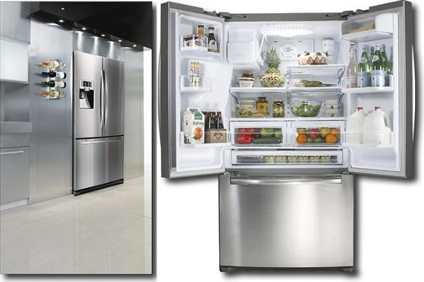 kulkas dan lemari es