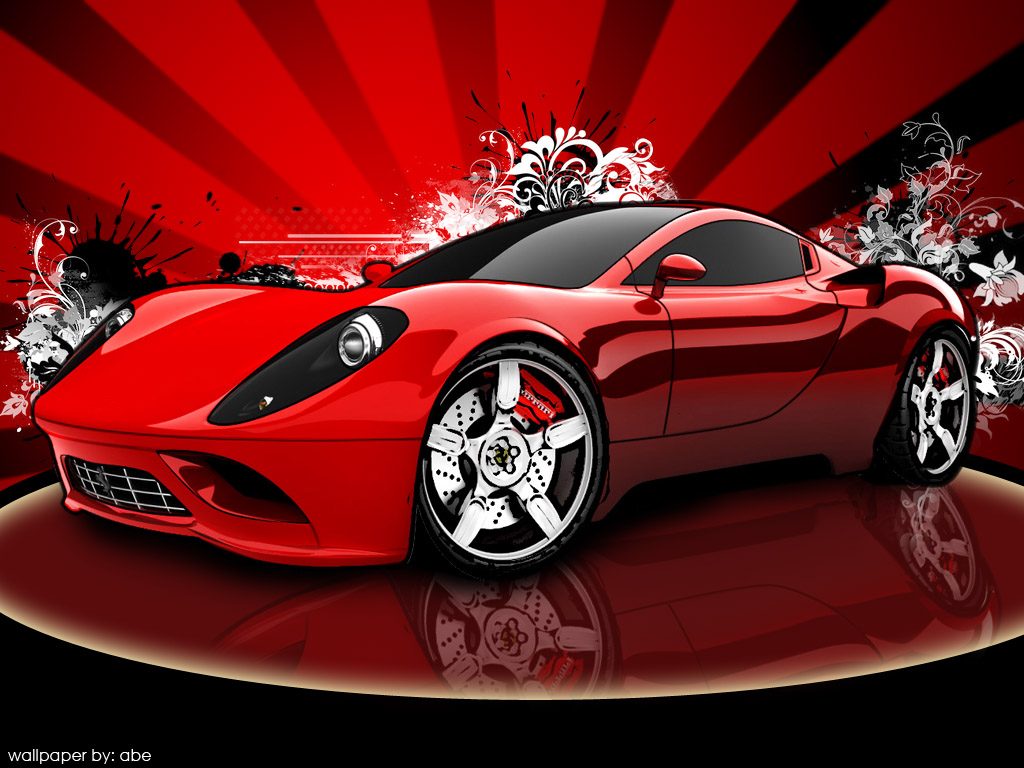 Nye_Car: Sport Car Wallpaper