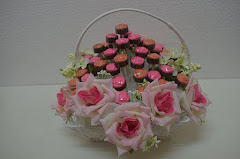Chocolate Rose Pink Set Hantaran