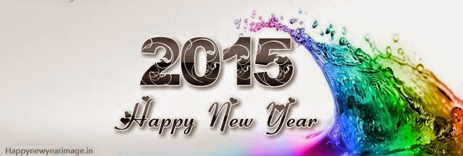 Happy New Year 2015 Facebook Covers Wallpapers