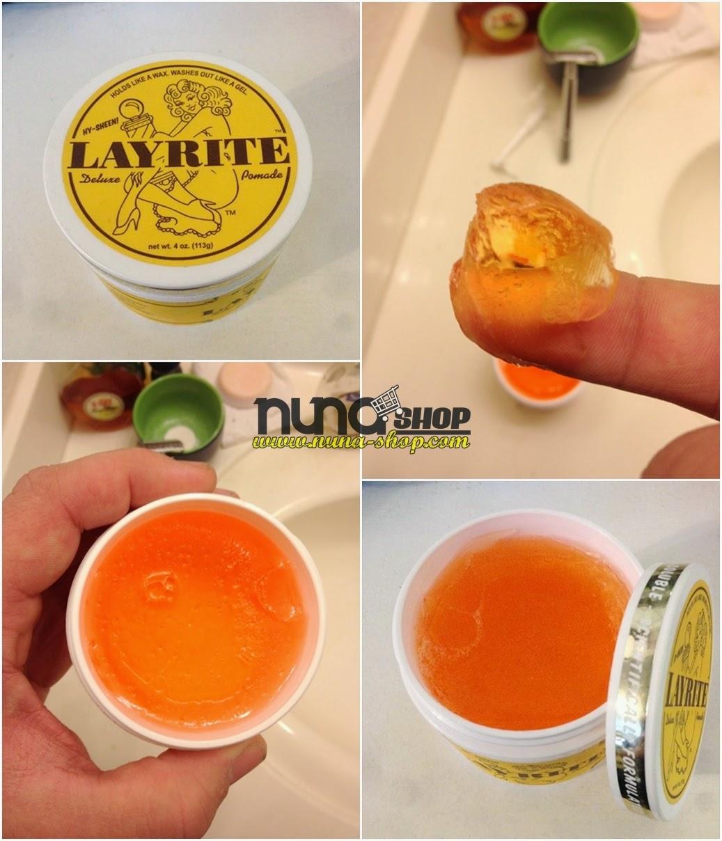 Layrite Pomade Produk Minyak Rambut atau Hair Styling Untuk Kebutuhan Rambut Pria