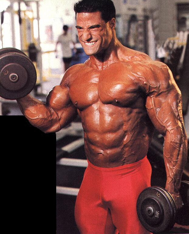 MUSCLE ADDICTS INC: OLD SCHOOL BODYBUILDERS PART 3: MIKE