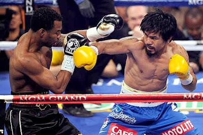 Pacquiao vs Mosley Results