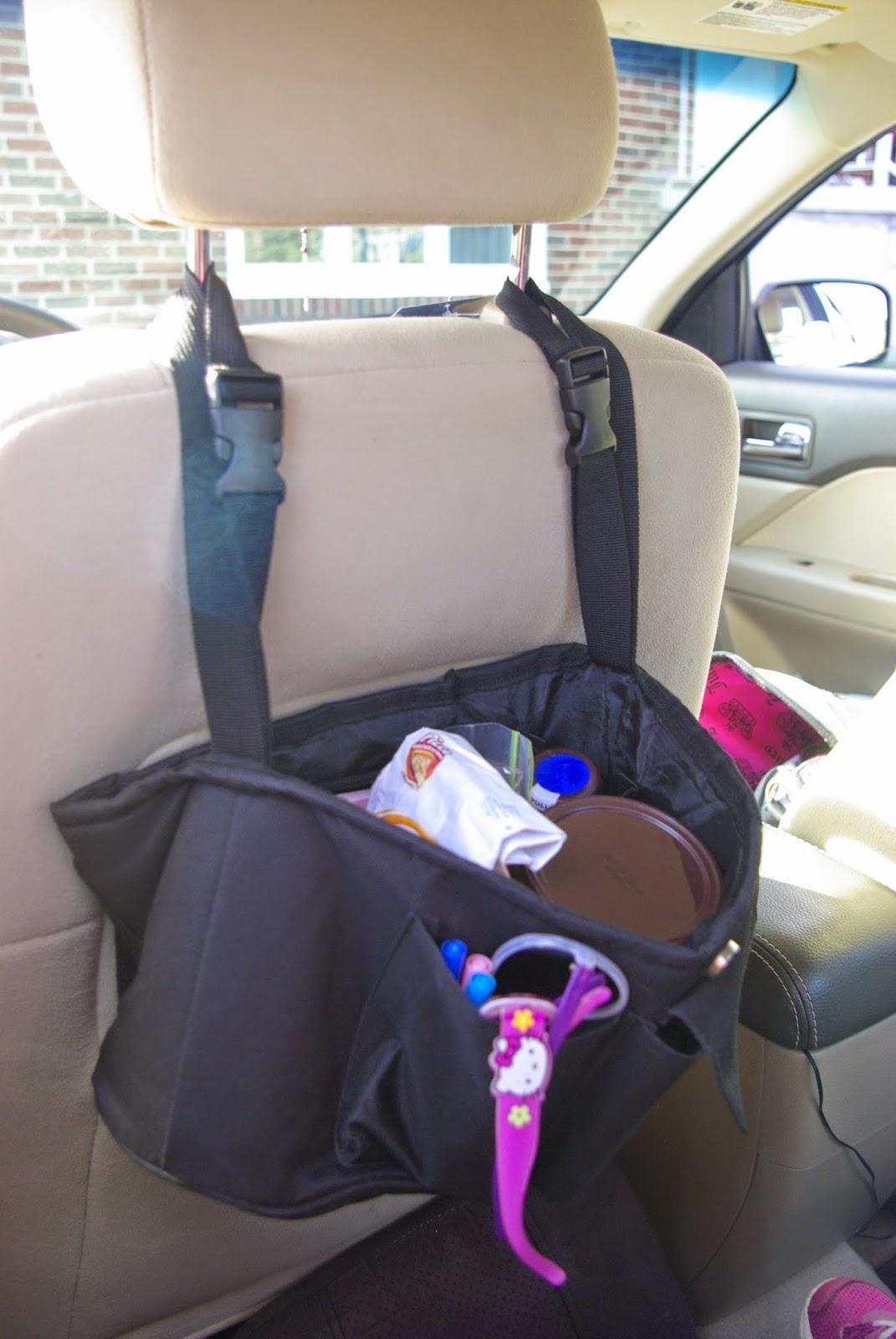 Back Seat Organizer