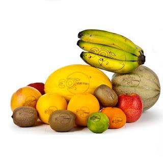 Φρούτα με τατουάζ
