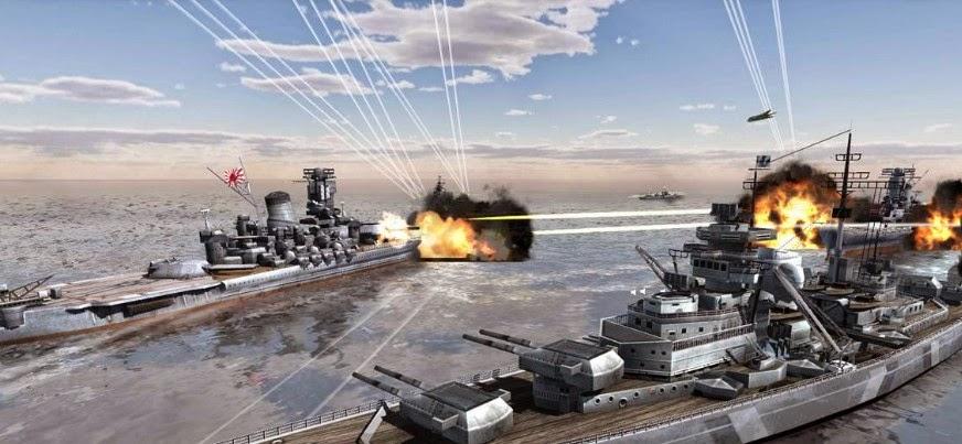 World Warships Combat walkthrough, cheats