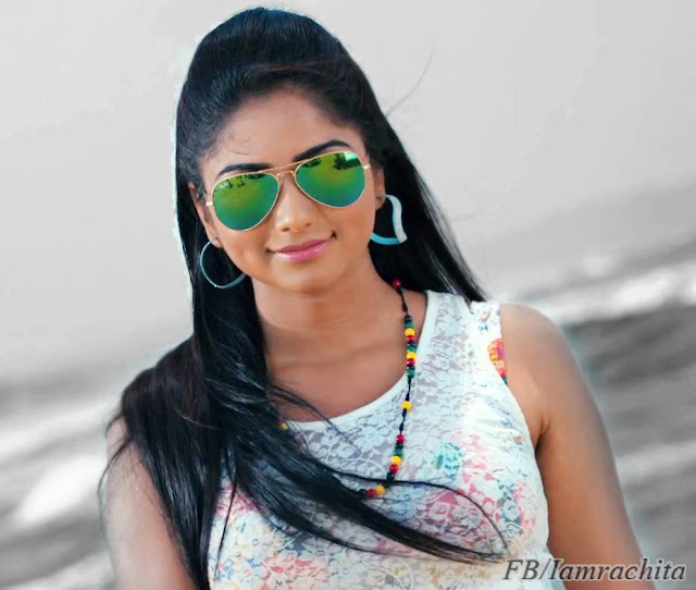 Rachita Ram Actress photos in Onduralli Obba Raja Kannada film