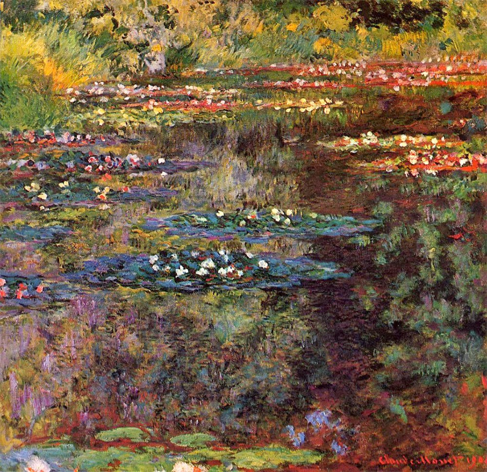An Analysis of Monet's Painting