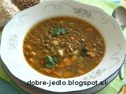 Slovenská šošovicová polievka - recept