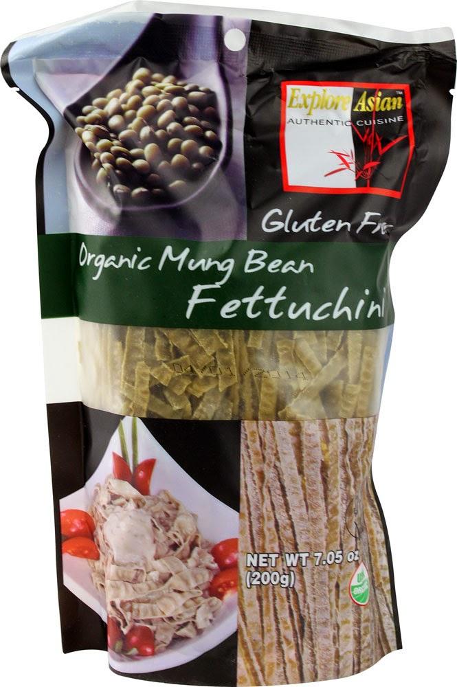 Explore Asia Organic MUng Bean Fettuchini