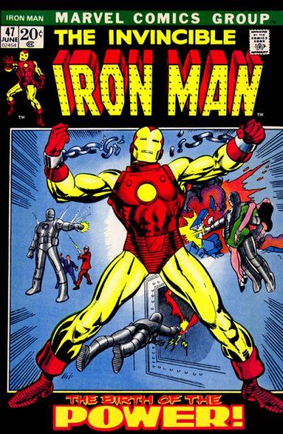 Original Comic Book Cover Art : Dave karlen original art make mine marvel iron man