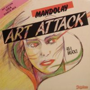 ART ATTACK – Mandolay ,Vinyl 12\