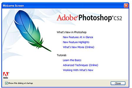 Adobe Photoshop CS2 9.0 - Free Download World