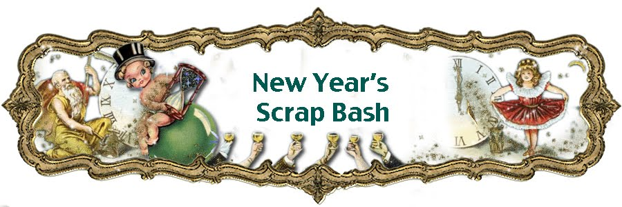 New Year's Scrap Bash