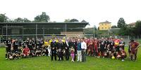 Le squadre partecianti al secondo Memorial del 2013.