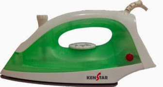 Flipkart: Buy Kenstar Super Shiny Steam Iron at Rs 550