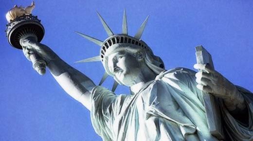 The Secret Worship of the Illuminati: The Statue of Liberty is Anunnaki Goddess Inanna