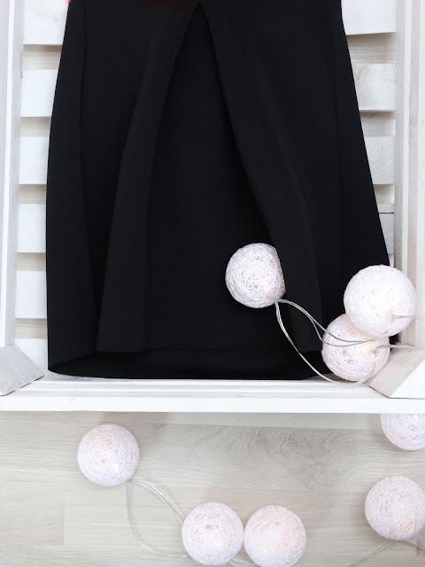 sukienka z neopropenu