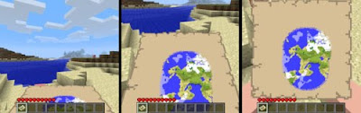 Carte Minecraft
