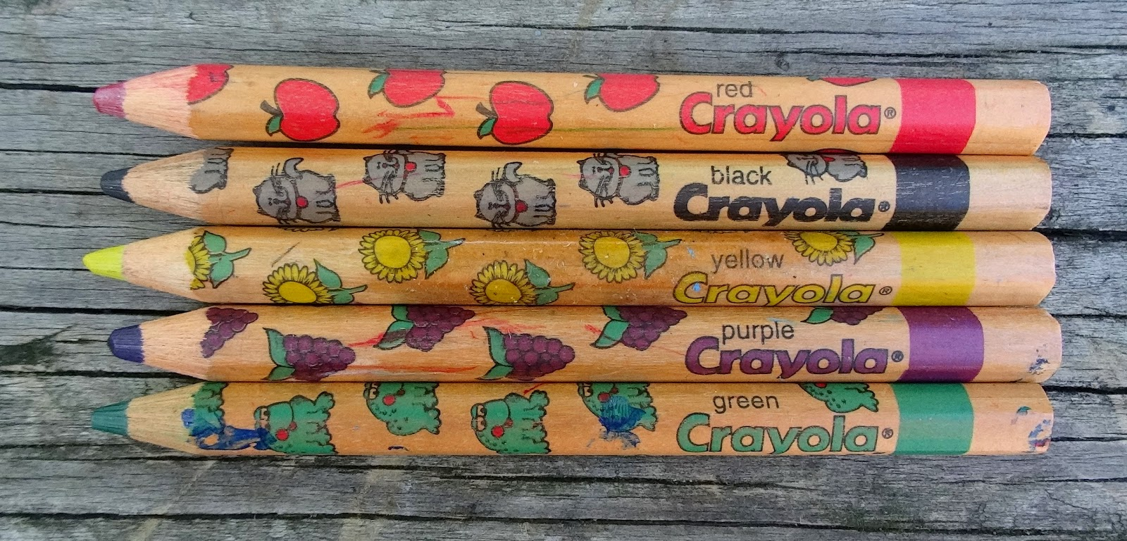 they are made by crayola and are called crayola write start colored pencils they are officially intended for younger kids but my older kids fought to - Crayola Write Start Colored Pencils