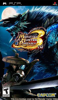 descargar monster hunter 3 psp espanol iso