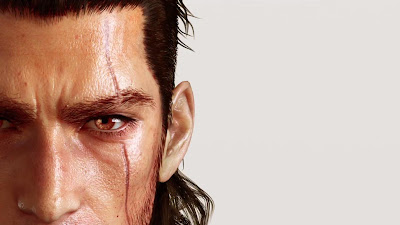 Final Fantasy 15 Gladiolus Amicitia