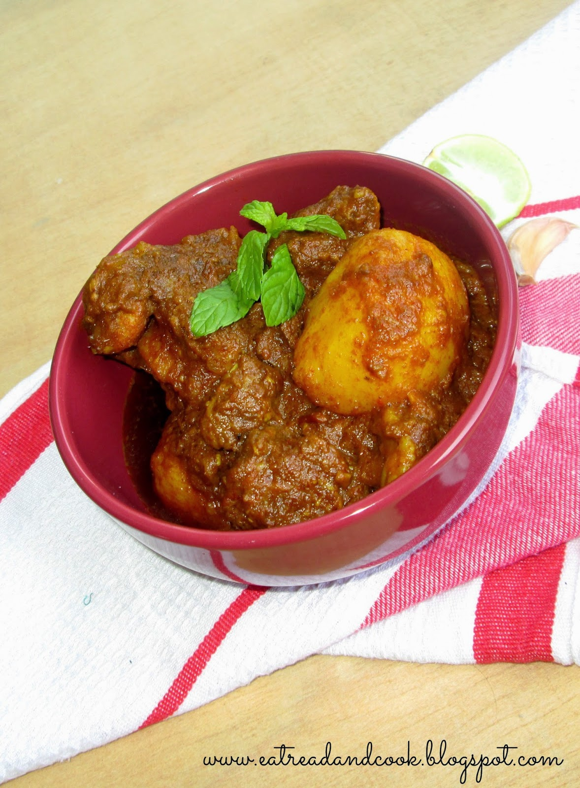 Kasha Mangsho / Mutton Kasha / Bengali Style Dry Mutton Curry, Kasha Mangsho / Mutton Kasha / Bengali Style Dry Mutton Curry recipe, how to cook Kasha Mangsho / Mutton Kasha / Bengali Style Dry Mutton Curry, how to make Kasha Mangsho / Mutton Kasha / Bengali Style Dry Mutton Curry