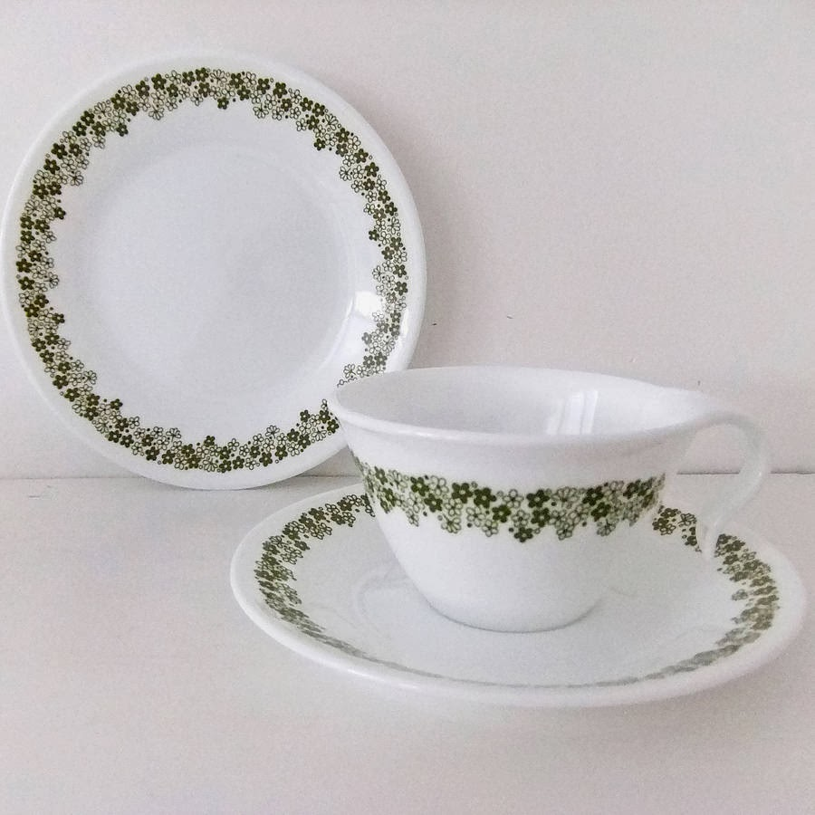 There are shelves full of Fiesta® in the living room and a dining room buffet is packed as well. All of her kitchen cupboards are overflowing with Fiesta®. & Jasper\u0027s Gems: Fiesta® Dinnerware Comes to Canada!!