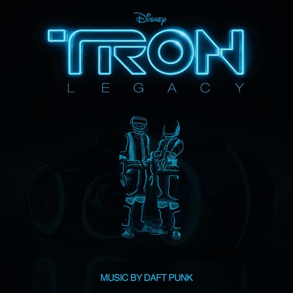 Tron Legacy Daft Punk Album