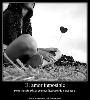 Frases De Amor: El Amor Imposible