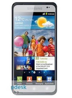 Samsung Galaxy SIII Camera and Video Resulotion
