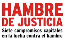 HAMBRE DE JUSTICIA