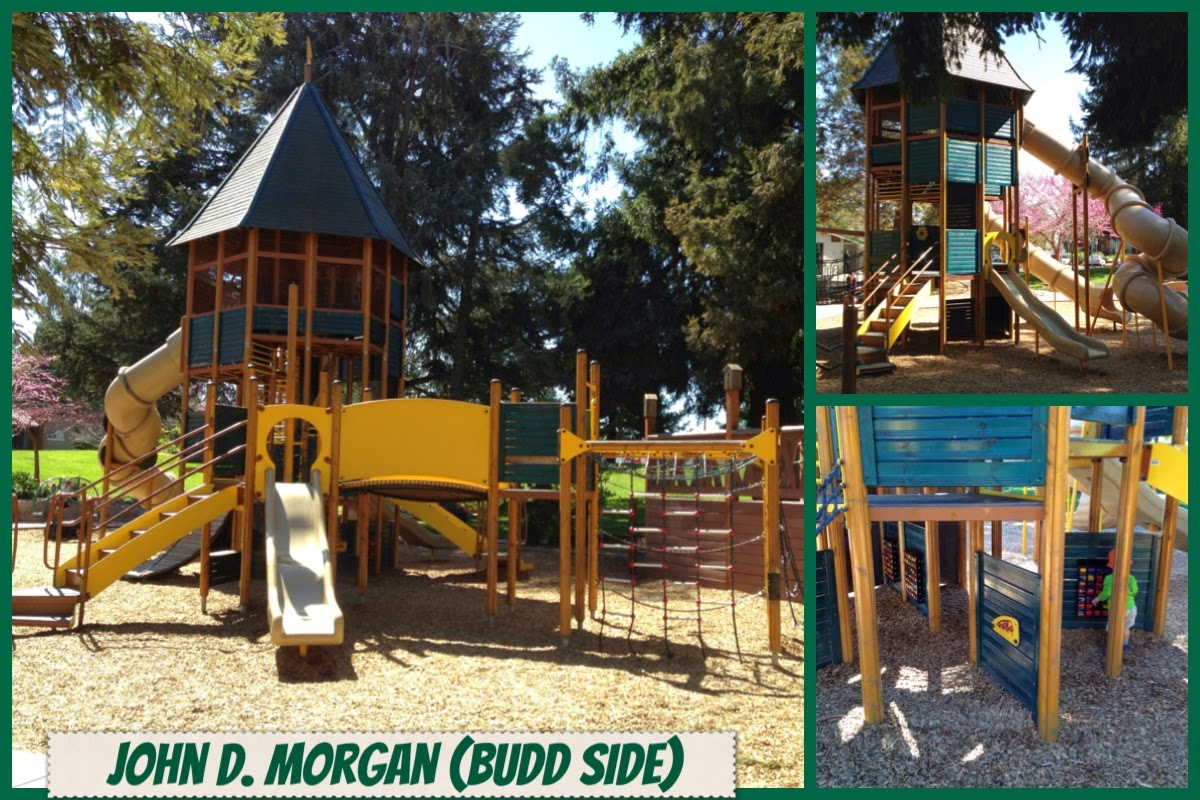 Silicon Valley Toddler (and beyond!): Playground Review: John D ...