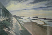 . vistas. Here are a few samples of my paintings and sketches of Blackpool . (dscf )