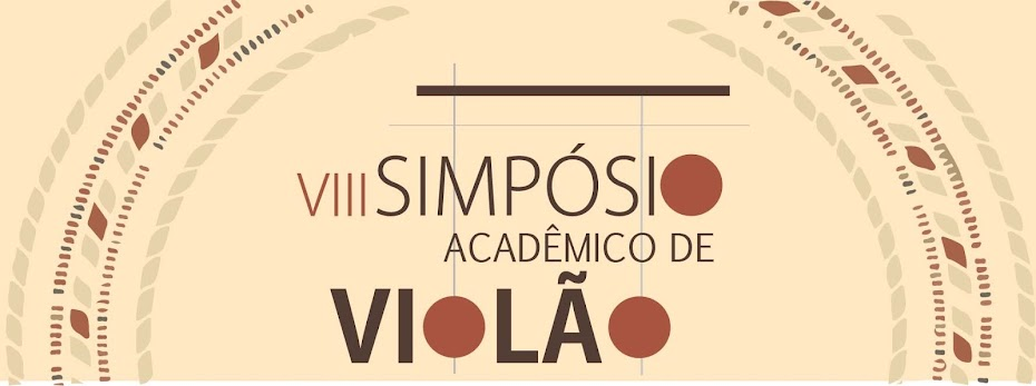 VIII Simpósio Acadêmico de Violão da EMBAP/UNESPAR