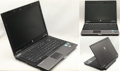 Laptop Designer HP Elitebook 8440W Second
