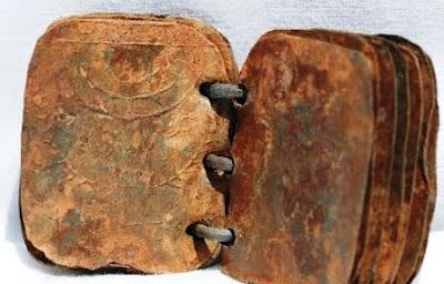 Setenta libros más antiguos del cristianismo son reclamados por Jordania  Libros-del-siglo-I