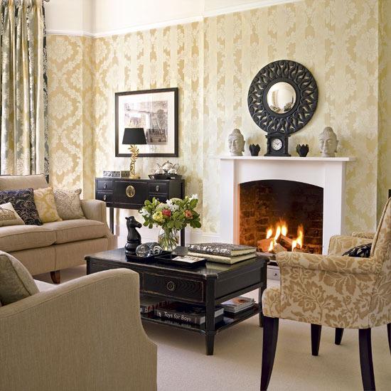 New Home Interior Design Creative Living Room