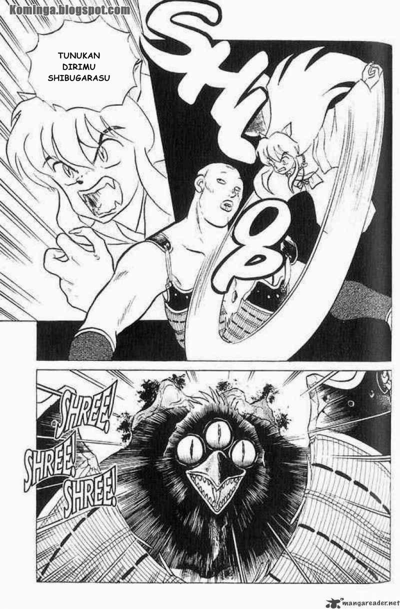 Komik inuyasha 004 - shibugarasu