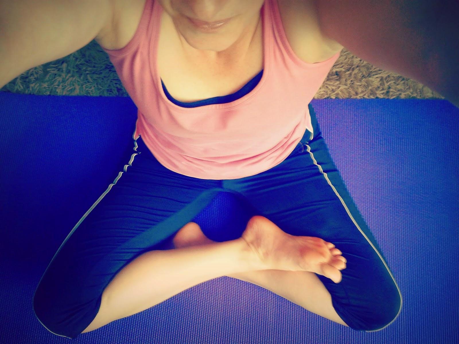 Project 365 day 154 - Wannabe yogi // 76sunflowers
